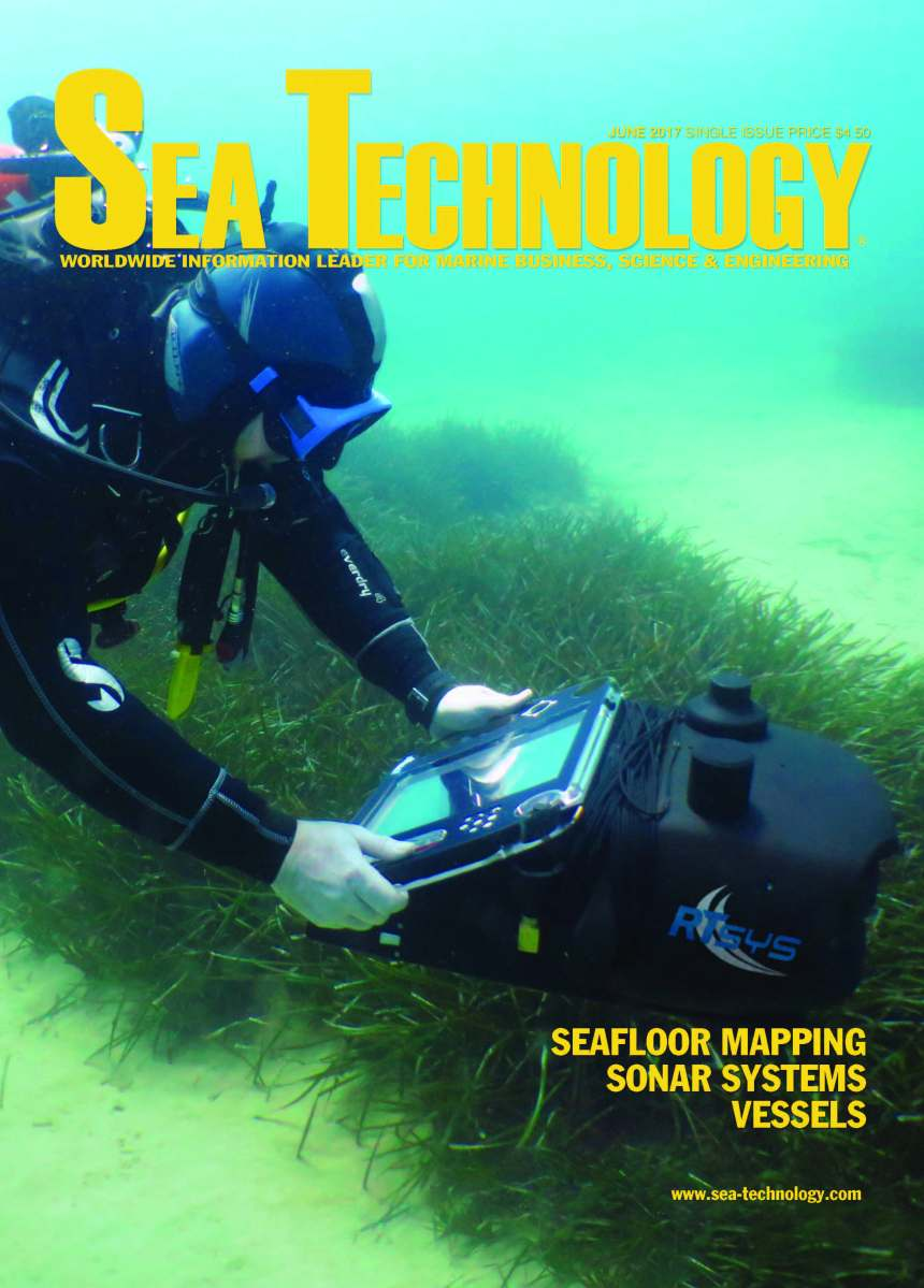 Sea Technology, Vol. 58, No. 6—June 2017
