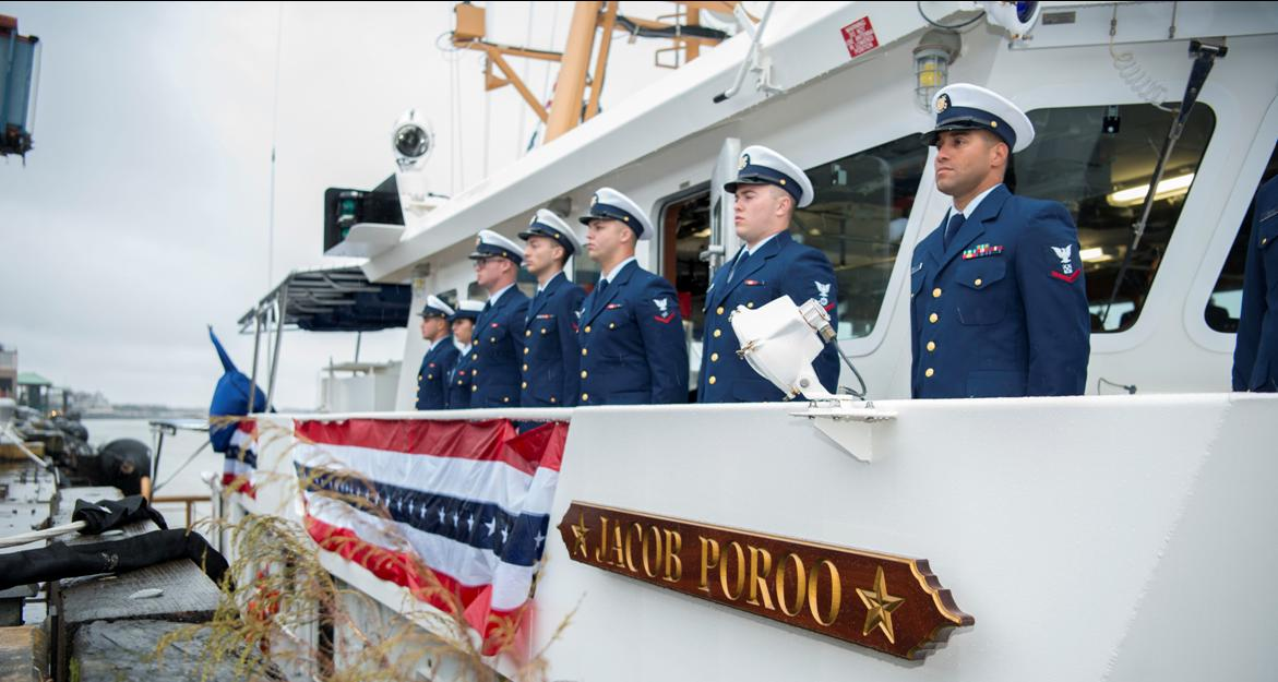 New Sentinel Class Fast Response Cutters Named
