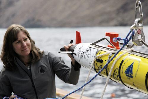 WHOI Sharkcam Engineer Speaks to Senate Committee