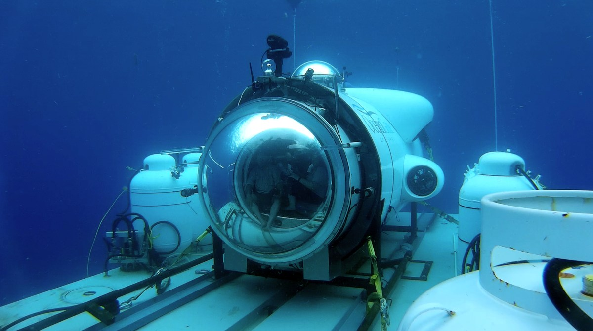 Manned Submersible to Study Salish Sea Wildlife and Habitat