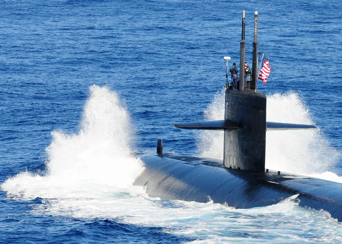 US Navy Attack Submarine Competes in Japan Maritime Defense Exercise