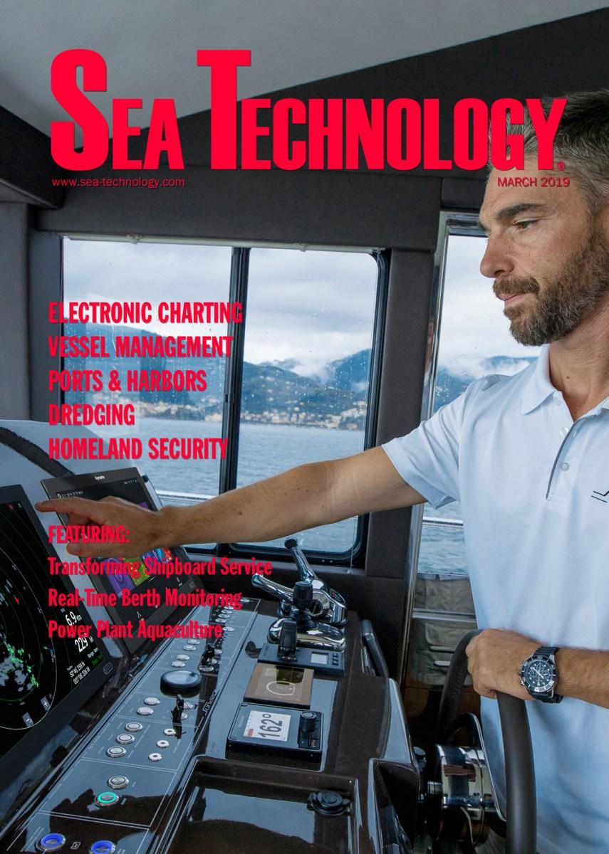 Sea Technology, Vol. 60, No. 3—March 2019