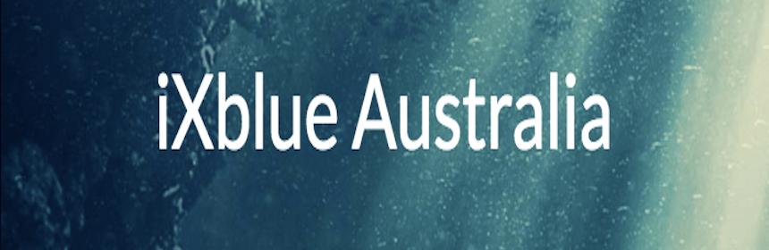 iXblue Australia logo