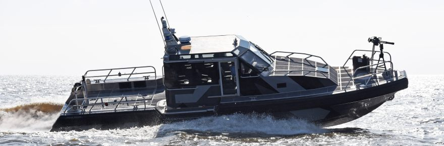 Metal Shark 45 Defiant