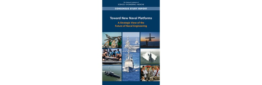 Future Navy report slide