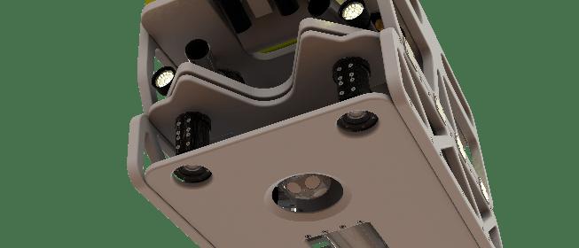 2G Robotics micro inspection skid