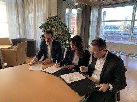 Kongsberg DNV GL digital cooperation