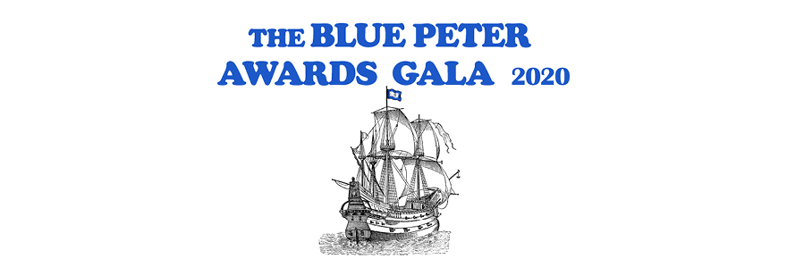 Blue Peter Leadership Awards slide