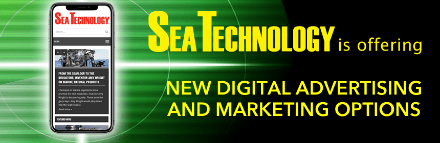 Sea Technology presents new digital advertising packages