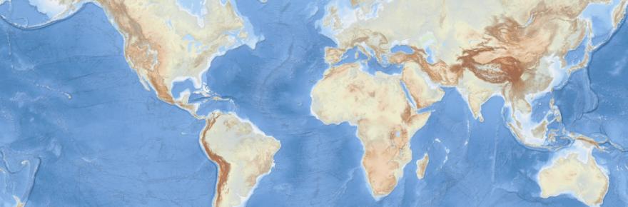 EBWBL global bathymetry