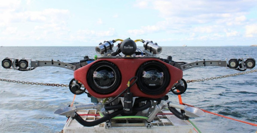 NOAA ROV Pixel
