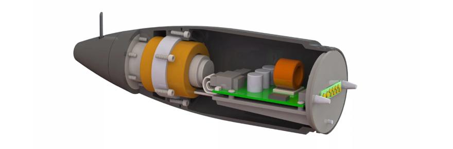 Armada Marine Robotics assymetric propulsion