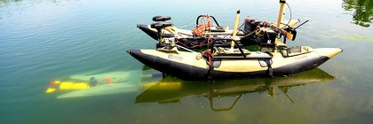 Purdue autonomous docking for underwater robots