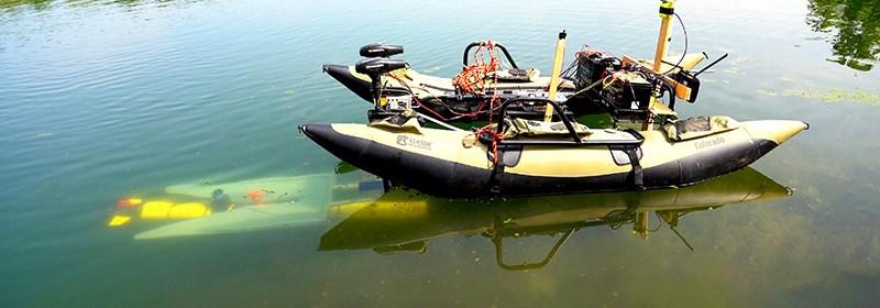 Purdue autonomous docking for underwater robots