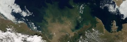 NASA Arctic Canada