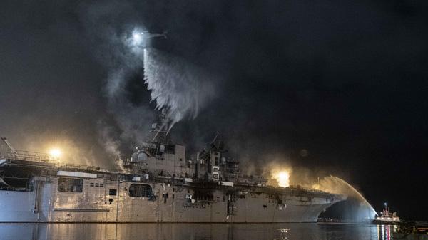 USS Banhamme Richard