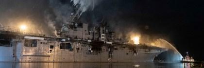 USS Bonhamme Richard