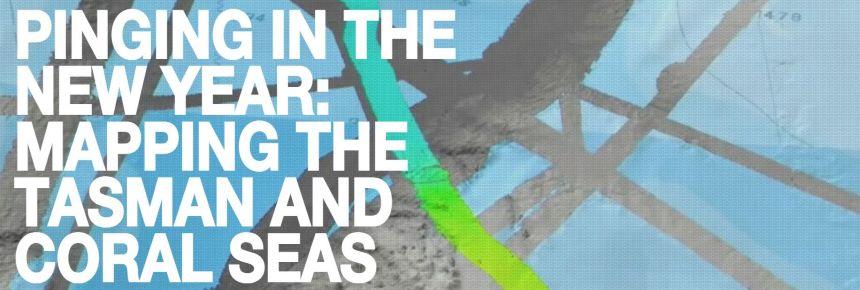 Schmidt Ocean Institute Seabed 2030