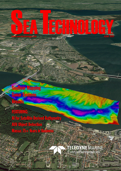 June 2021 Sea Technology issue