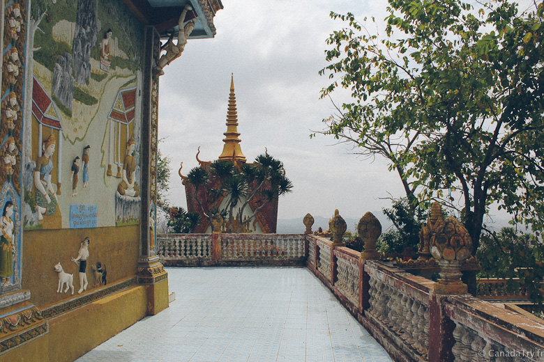 phnom sampeau temple