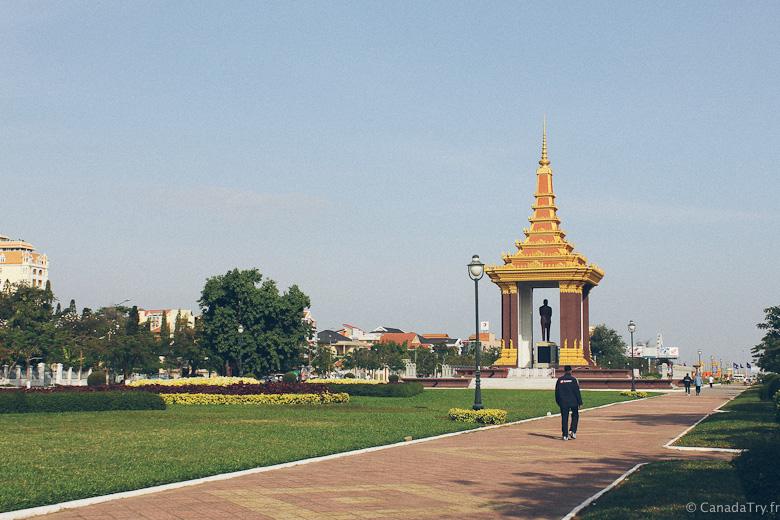 preah sihanouk boulevard phnom penh