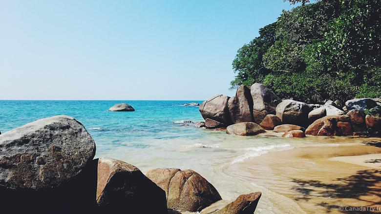 khao lak lamru national park beach