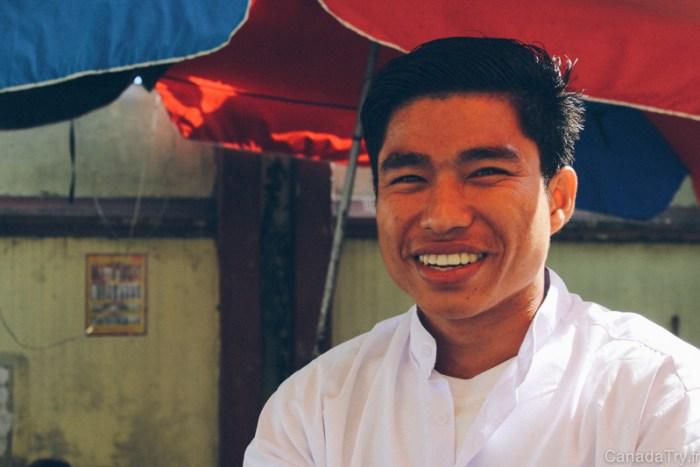 myanmar portrait