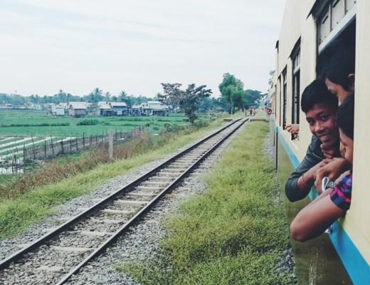 circular train yangon myanmar