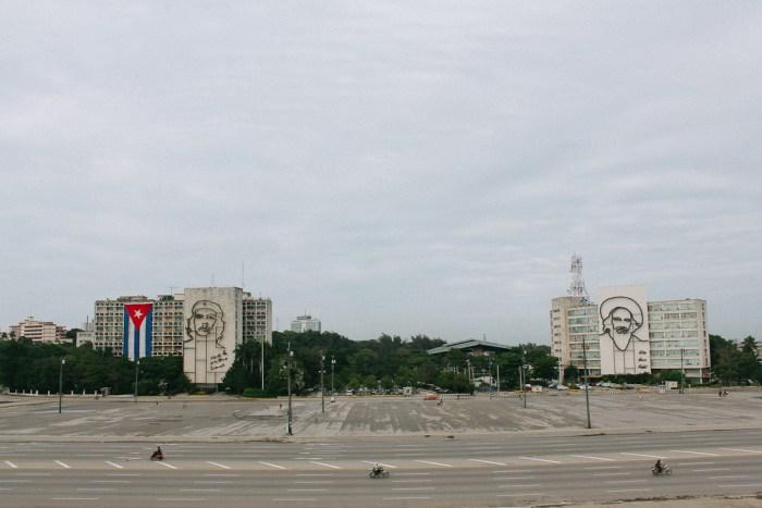 plaza de la revolucion la havane cuba
