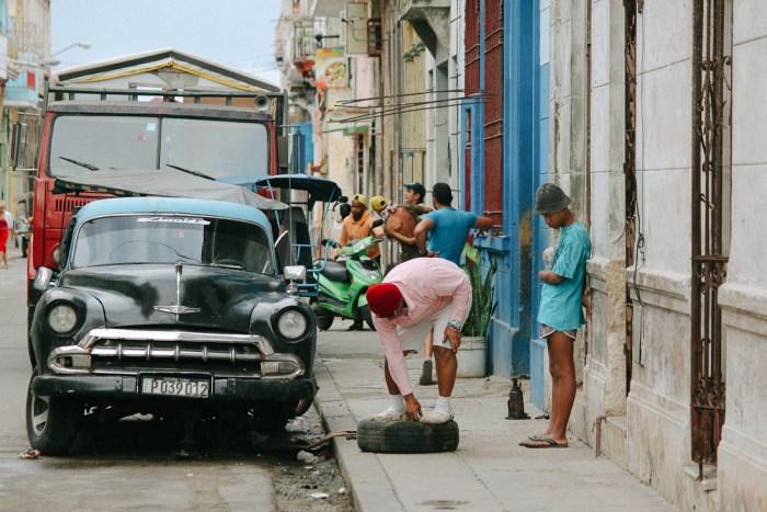 réparation voiture centro habana