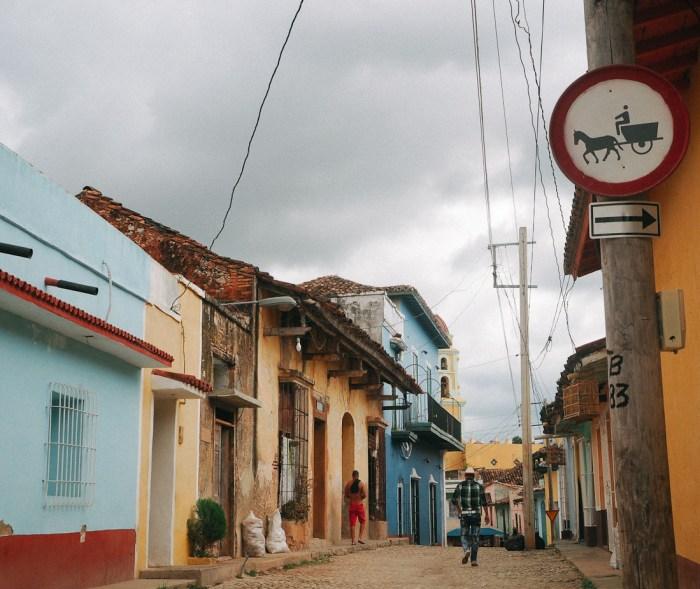 panneau calèche trinidad