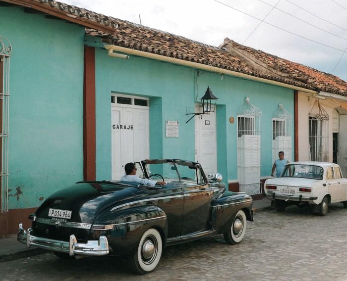 rue de trinidad cuba