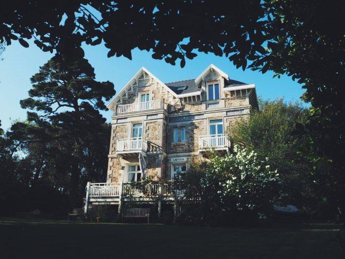 architecture à pornichet