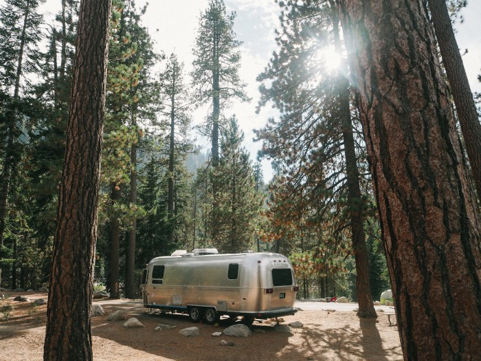 airstream camping californie