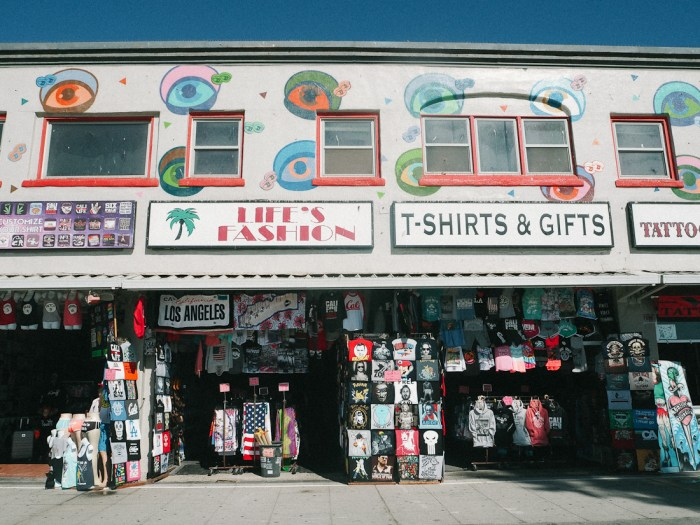 shops venice beach los angeles
