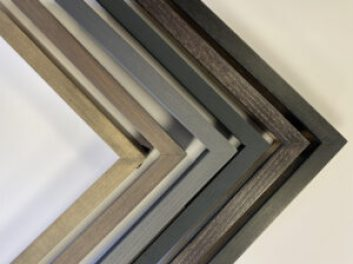 Finished corner picture frame profiles made at our Chicago studio. Artmill Group 840 N. Milwaukee Ave, Chicago, IL Seaberg Framing, Armand Lee, Artifact Services, Prints Unlimited Gallery, Princeton Framing and Gallery, The Frame Forum, Corporate Artworks Chicago