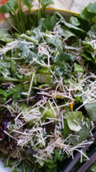 Seabreeze Mesclun with edible flowers