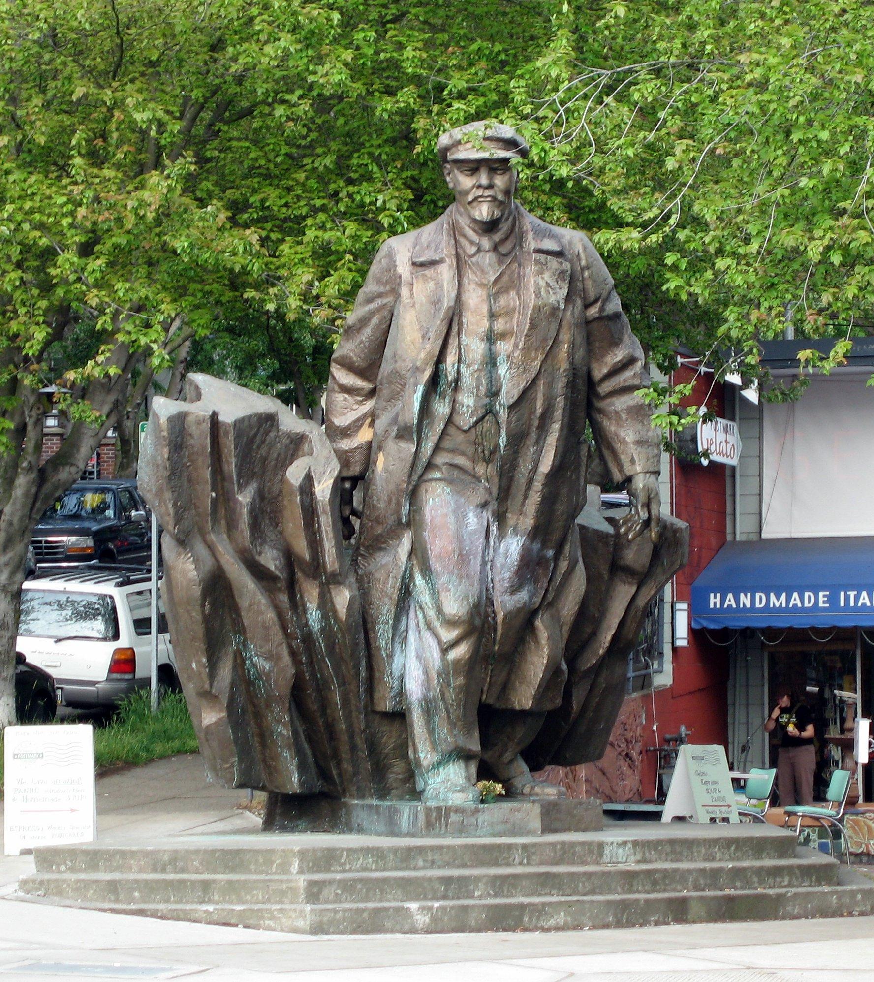 Lenin in Fremont