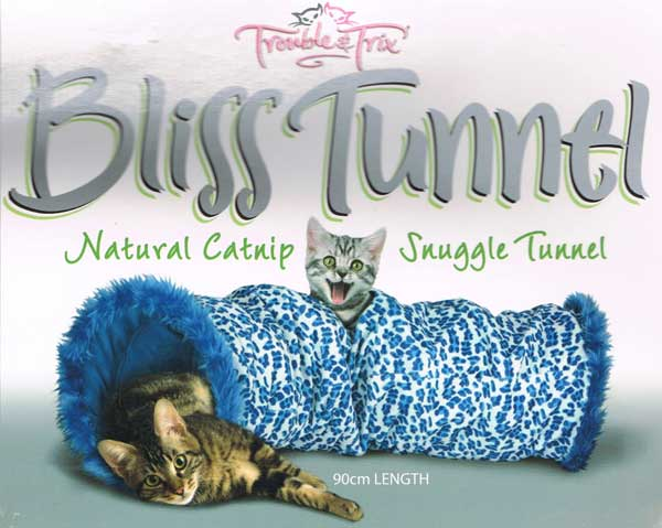 Trouble & Trix Bliss Tunnel by Masterpet