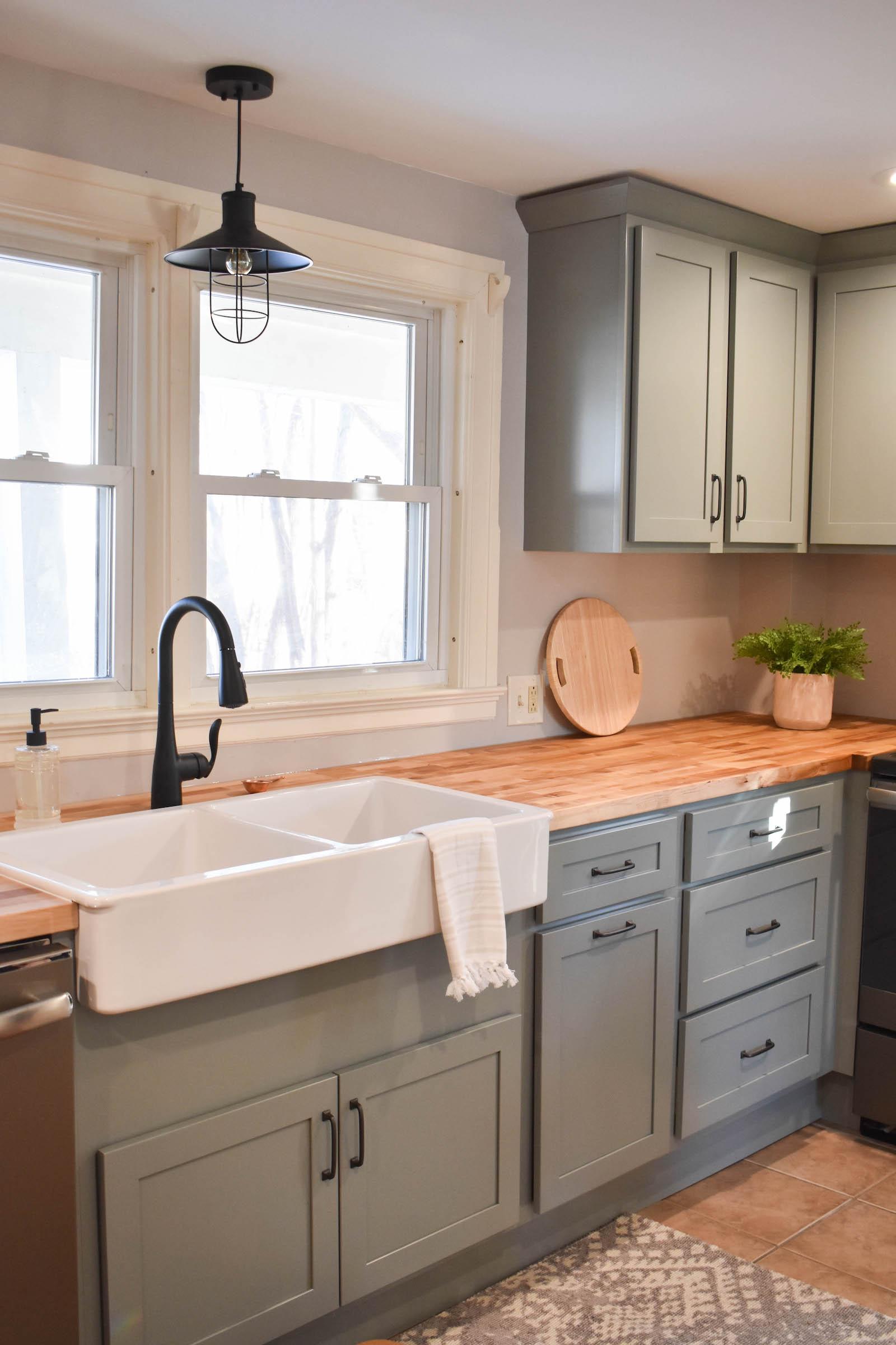 Otter Creek Homes Kitchen Design