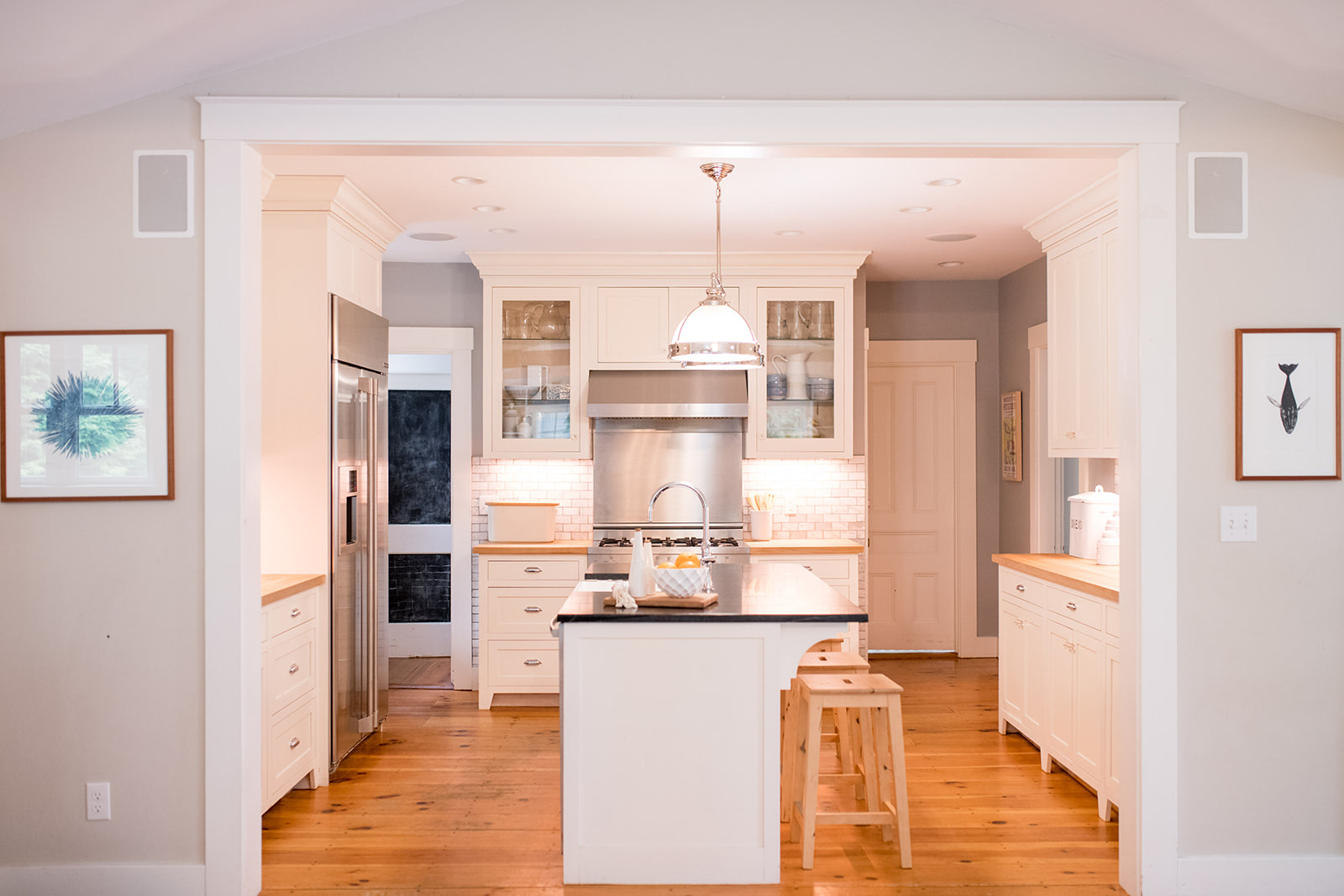 Interior Design Forest + Ash Exeter NH