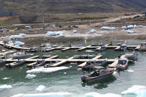 Seaco Marine Pangnirtung Harbour