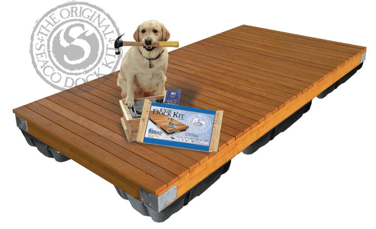 Dock dog and dock kit
