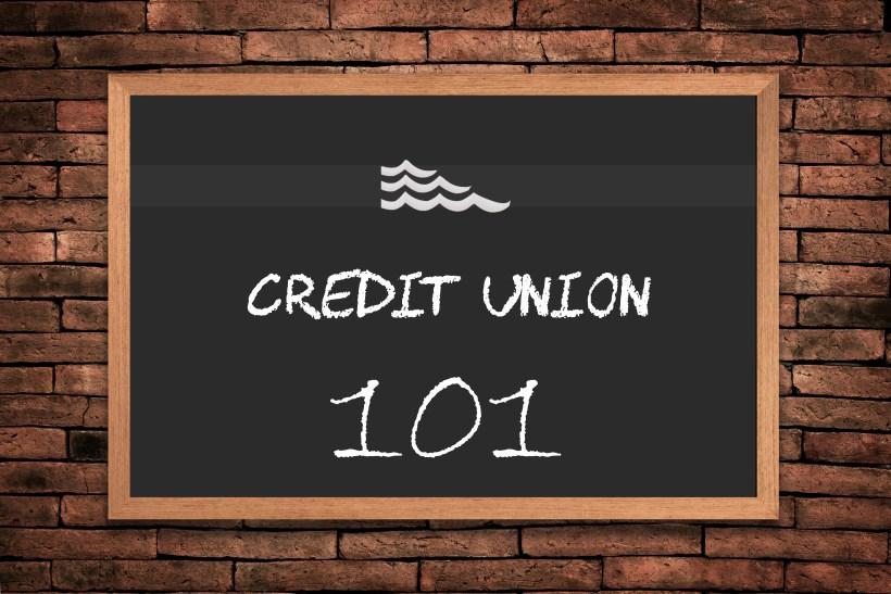 credit union 101