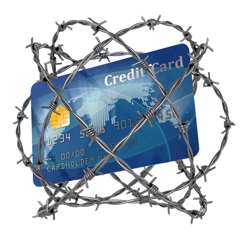 credit card evil
