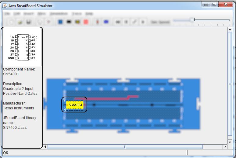 Java Breadboard sim 2