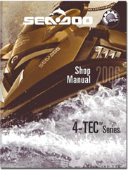 2006 SeaDoo GTI, GTI SE, GTX, Supercharged, Limited, Wake