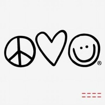 PEACE.LOVE.HAPPINESS