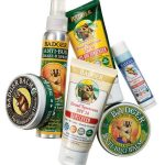A range of Badger products including coral-safe suncream