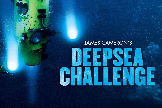 Watch Deepsea challenge - a deep sea documentary